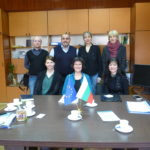 National Visit Bulgaria to the ministry