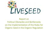 Cover report political bottlenecks liveseed