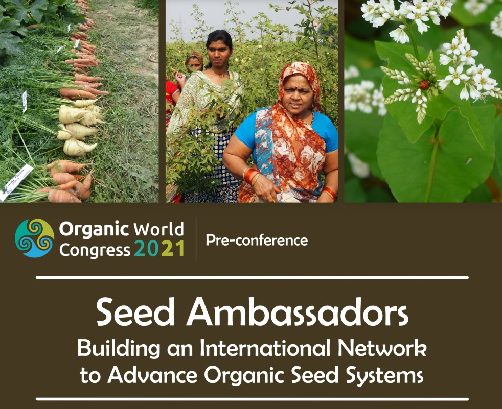 Organic World Congress pre-conference